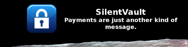 SilentVault payments are just another kind of message